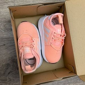 Toddler girls Adidas shoes *Brand new*